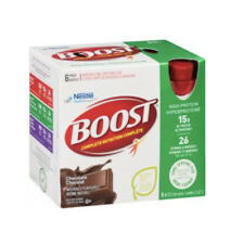 BOOST High Protein Chocolate Meal Replacement Drink 6x237mL
