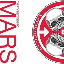 A Beautiful Lie by Thirty Seconds to Mars (CD, Aug-2005, Virgin/Immortal)
