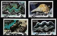 WWF gestempeld Marshall Islands 1986 - Koralen / Corals (020)