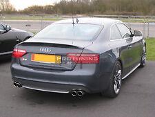 Pour Audi A5 Coupe Arrière Becquet de Coffre Sport Style Aile Bordure