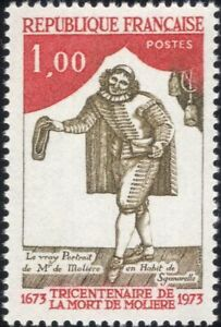 France 1973 Moliere/Dramatist/Writers/Theatre/Drama/Plays/Acting/Art 1v (n46323)