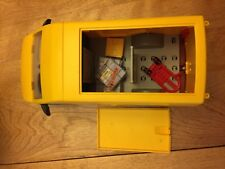 Playmobil 4401 DHL Delivery Truck Rare VHTF! Complete Retired NO INSTRUCTIONS