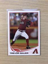 TREVOR BAUER 2013 TOPPS BASEBALL CARD # 61