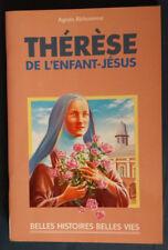 Thérèse de l'enfant-Jésus reed Belles Histoires et Belles Vies 8 Rigot