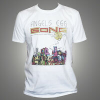 GONG T shirt Jazz Avant-Garde Psychedelic Rock Band Retro Tee Size S M L XL XXL