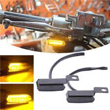 Motorcycle Turn Signals Handlebar Light For Harley Davidson Sportster 1200 883