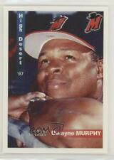 1997 Grandstand High Desert Mavericks Dwayne Murphy
