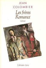 les freres romance -  jean colombier -