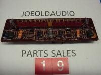 Sansui G6700 Original F-3059 LED Meter Board. Tested. Parting Out G6700