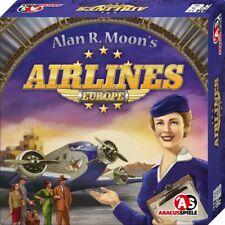 Abacus ABA03111 - Airlines Europe, Brettspiel Brettspiel - Für 2-5 Spieler
