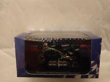 1/24 ATLAS IXO SUPERBIKES - TRIUMPH 955I DAYTONA CENTENARY MODEL MOTORCYCLE BIKE