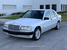 1991 Mercedes-Benz 190-Series 190E 5-speed See Video!