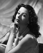 Hedy Lamar UNSIGNED photo - B251 - BEAUTIFUL!!!!