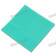 Stripe Lace Mat Mermaid Fish Scale Silicone Mold Grid Fondant Embosser Texture
