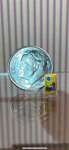 1/144th Scale Dollhouse Miniature Pedigree Dog Food Bag Large