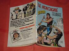 ZAGOR- NO ZENITH- N° 105-originale DA LIRE 500 -1979 **NOME ROSSO-GALLIENO FERRI