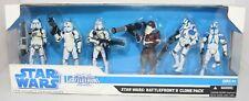 De Battlefront II de Star Wars Clone Pack 2008 Legacy Colección 6 figura conjunto Sellado