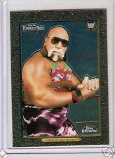 WWE HERITAGE II CHROME TRADING CARD BILLY GRAHAM -RARE-