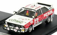 AUDI Quattro Rallye Wurz Safari 1984 #15 Piz Buin limited 1/250 Scala43 1:43