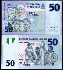 NIGERIA BILET 50 Naira 2007 P35  NEUF UNC