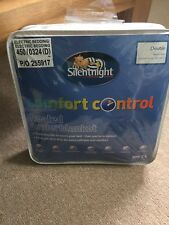 Silentnight Double Bed Electric Heated Blanket - with manual and carrier.