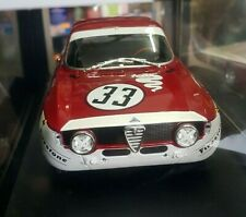 MODELLINO SCALA 1:18 ALFA ROMEO GTA 1.300 JUNIOR MINICHAMPS