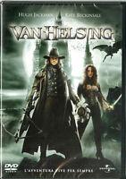 dvd Film Van Helsing