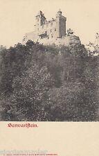 Burg Bernwartstein AK um 1900 Erlenbach Rheinland-Pfalz 1604457