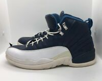 Nike Air Jordan 12 XII Retro Obsidian French Univ Blue Sz 11 130690-410