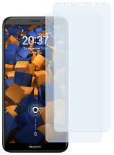 mumbi 2x Folie für Huawei Mate 10 Lite Schutzfolie klar Displayschutz Display