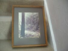 A BEAUTIFUL VINTAGE SIGNED PRINT A GREAT OLD FRAMED PIECE