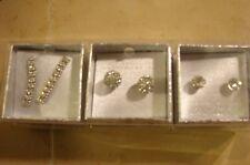 Jennifer Lopez 3 sets of earrings $30