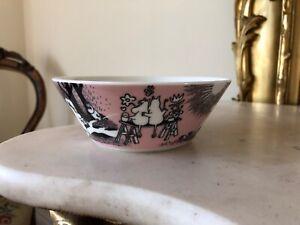 Moomin bowl lovers