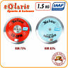 1x Nelco 1.5kg Discus IAAF Certified Athletics Competition Implement 75-83% Rim