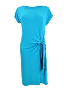 DKNY Women's Knot T-Shirt Dress