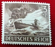 Deutsches Reich 3+2 Pfennig E.Meerwald  Nr. 831 Postfrisch (1B6)