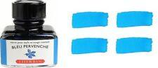 J Herbin Fountain Pen Ink Bottle - Bleu Pervenche