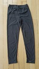 Trespass Fleecy Under Trousers Thermals Fit Size 10-12