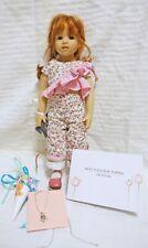 "Heidi Plusczok Doll Ava Rose Special Limited Edition 10.5""  LE 75-5 2015"