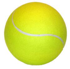 Balle de tennis géante 12 cm mini ballon de foot, plage, football pas cher Neuf