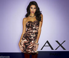 Polyester Party Sleeveless AX Paris Dresses for Women