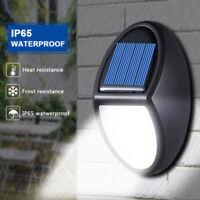 LED Solaire puissance Détecteur de Mouvement Pir Lampe Extérieur Jardin Étanche