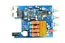 50W Amplifier Board Tpa3116 Audio Receiver 4.0 Bluetooth HiFi Stereo Class D