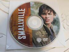 Smallville First Season 1 Disc 1 DVD Disc Only 67-263