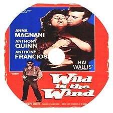 WILD IS THE WIND (1957) Anna Magnani Anthony Quinn V Rare DVD