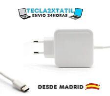 CARGADOR DE Y PARA ASUS ZenBook 3 UX390U Asus transfomer 3 pro 45W TIPO C USB-C