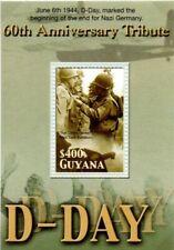 Guyana - 2005 - D-day / Barker - Souvenir Sheet - MNH