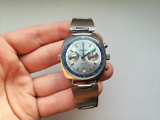 Rare USSR Chronograph Watch POLJOT 3133 SHTURMANSKIE Serviced