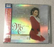 "MARIAH CAREY ""MERRY CHRISTMAS"" JAPAN BLU SPEC CD 25TH ANNIVERSARY +1"
