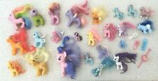 My Little Pony / Mixed Brands Bundle Pony Play Animals x 24, Small/Large + Brush